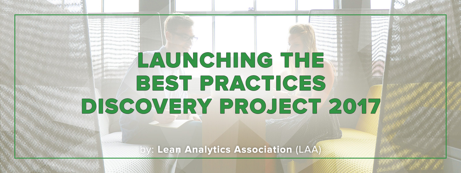 Launching the Best Practices Discovery Project 2017