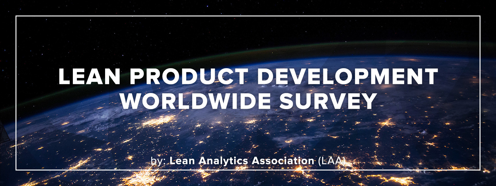 Lean Product Development Survey