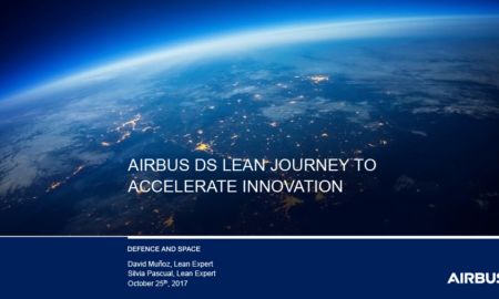 04 Silvia Pascual & David Muñoz (Airbus) – Lean Journey to Accelerate Innovation