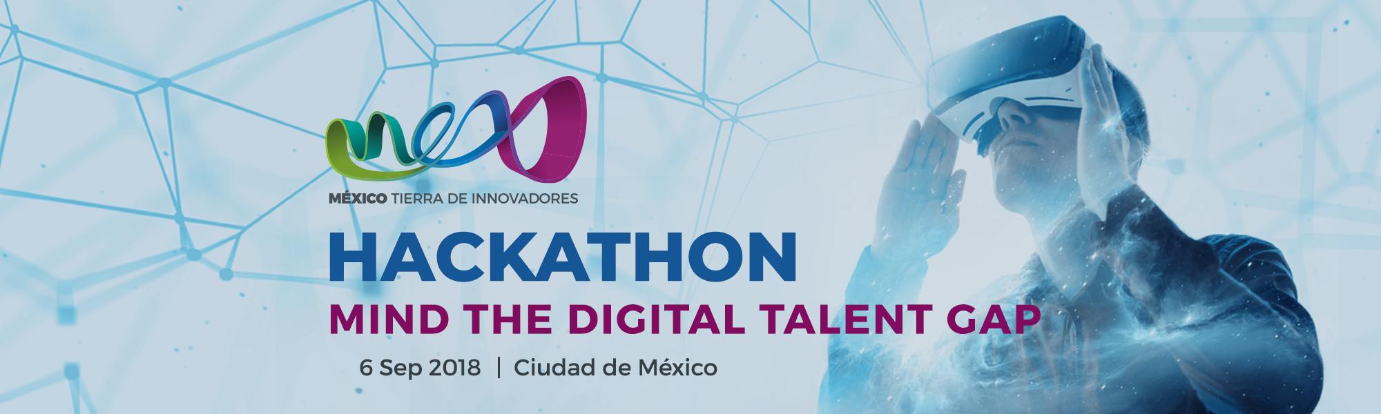 MeXXico Hackathon header
